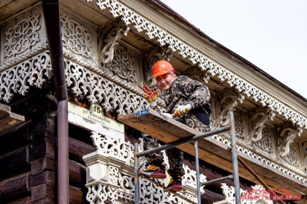 Инициаторами проекта по восстановлению домов стали обычные горожане.
