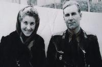 Беловы поженились в Аксубаево, куда Лидия приехала после войны.