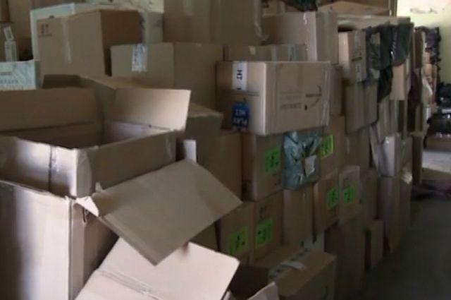 Полицейскими Орска изъята немаркированная табачная продукция на сумму порядка 7 млн руб.