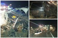 Четыре человека погибли в ДТП под Тюменью из-за дикого кабана