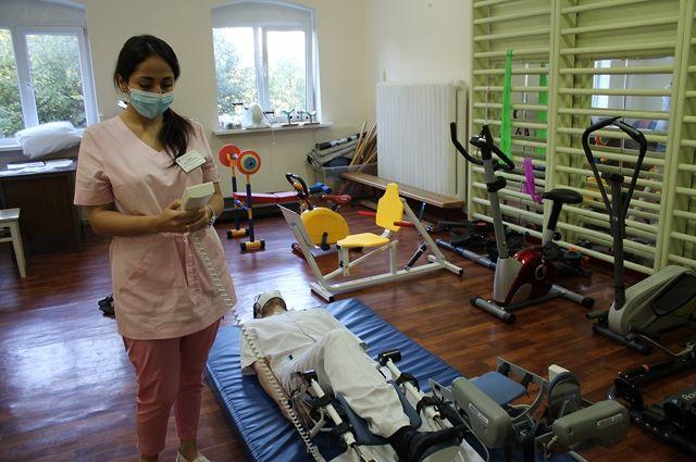 В детской областной больнице появились сенсорная комната и новое оборудование