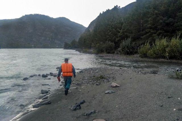Поиски утонувшей женщины длились почти три недели