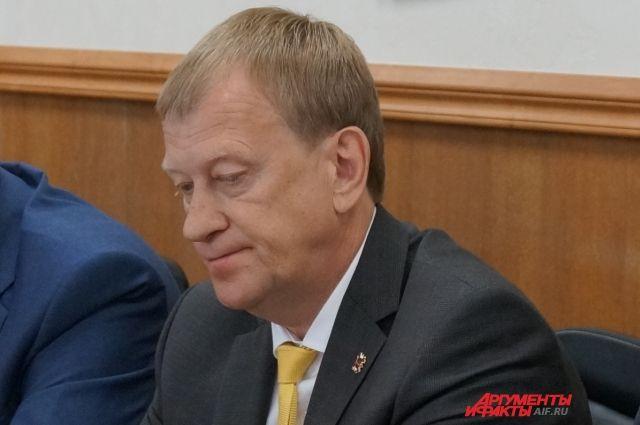 Глава Добрянского округа проходит лечение в больнице.