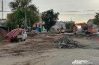Большинство ремонтных работ на дорогах Оренбурга должно быть завершено к 1 ноября.