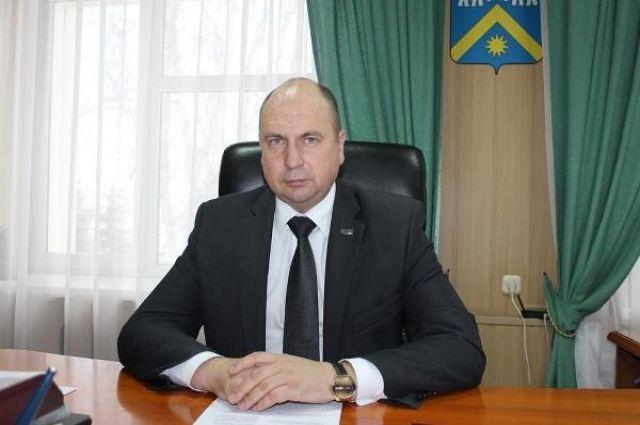 Главой Абатского муниципального района вновь избран Игорь Васильев