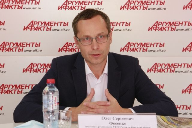 Олег Фесенко.