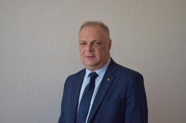 Виктор Рейн переизбран на должность главы Бердюжского муниципального района