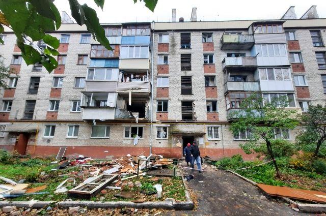 СКР возбудил уголовное дело после ЧП в доме на улице 50 лет ВЛКСМ в Тюмени
