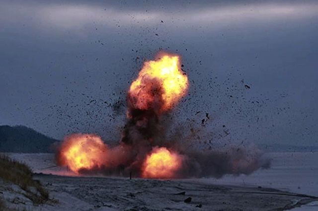 На полигоне Хмелевка утилизированы боеприпасы, поднятые со дна Балтики