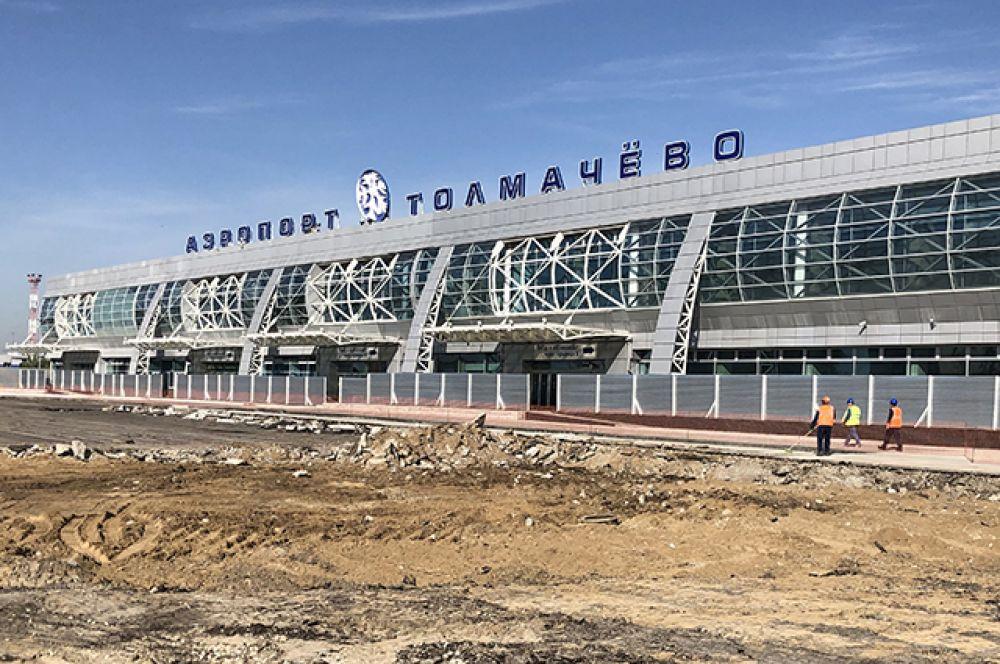 Так, первый этап должен завершиться в III квартале 2022 года. Его результатом станет строительств нового терминала площадью 56 тысяч квадратных метров.