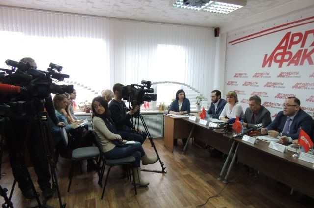 Приглашаем СМИ и блогеров в пресс-центр «АиФ на Енисее»