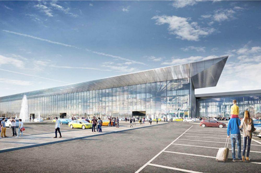 Стоимость контракта на строительство первого этапа терминала составляет 13,672 миллиарда рублей.
