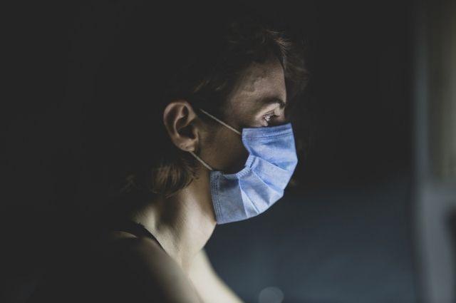 Большинство заболевших не использовали маски и антисептические средства