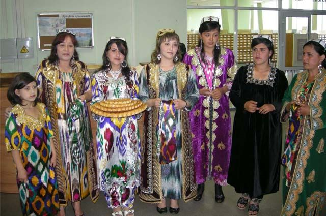 Празднование дней таджикской культуры в Перми в 2019 г.