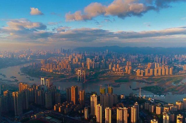 По китайским понятиям, Чунцин – очень молодой город.