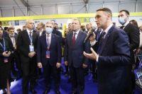 В выставке инноваций ТНФ участвуют более 60 нефтегазовых компаний
