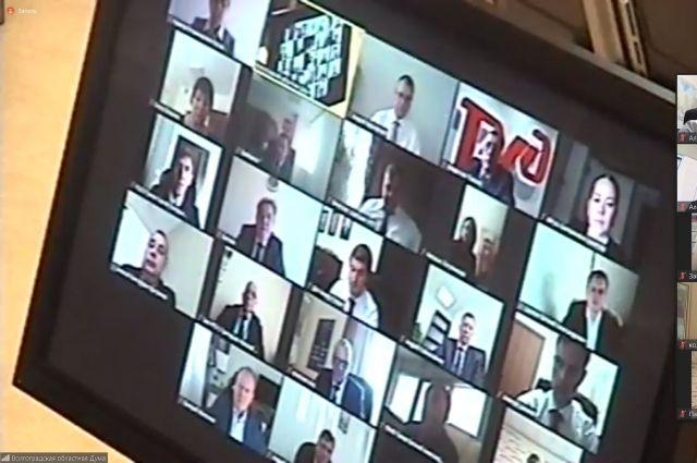 День ПривЖД прошёл в онлайн-формате в волгоградской облдуме