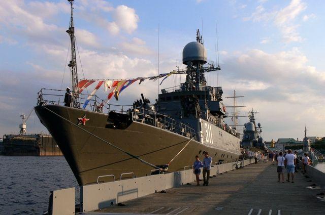 МПК «Казанец» после столкновения у берегов Дании направляется в Балтийск