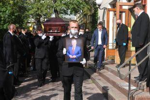Михаила Борисова похоронят на Востряковском кладбище 23 сентября