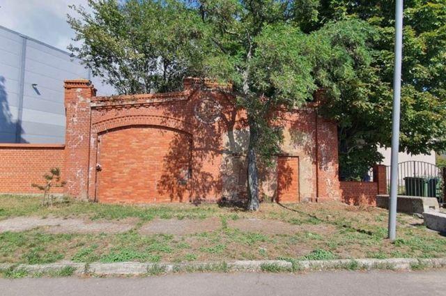 В Балтийске в старинном здании оборудуют общественный туалет