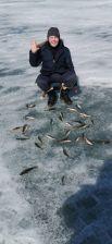 Артём Дроздов. Зимняя рыбалка.