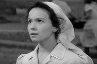 Наталья Рычагова в фильме «Офицеры». 1971 г.