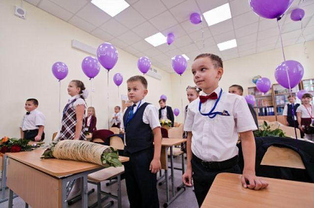 Первоклассники Оренбуржья теперь будут ходить в школу по новым правилам.