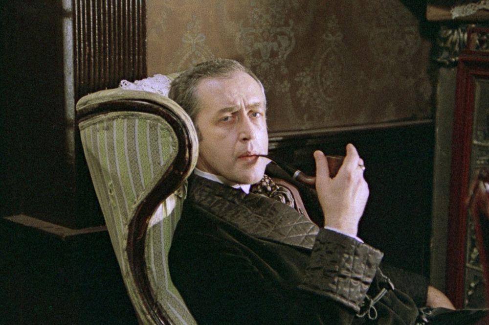 Василий Ливанов — «Приключения Шерлока Холмса и доктора Ватсона» (1979-1986).