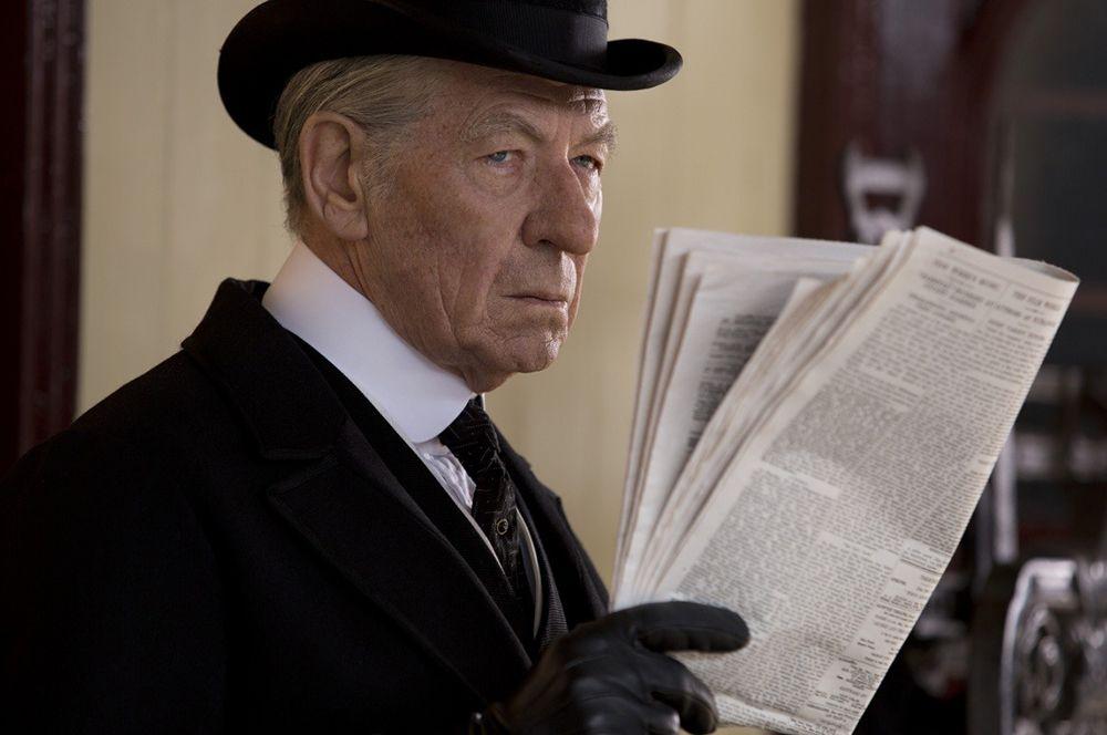 Иэн Маккеллен — «Мистер Холмс» (2015).