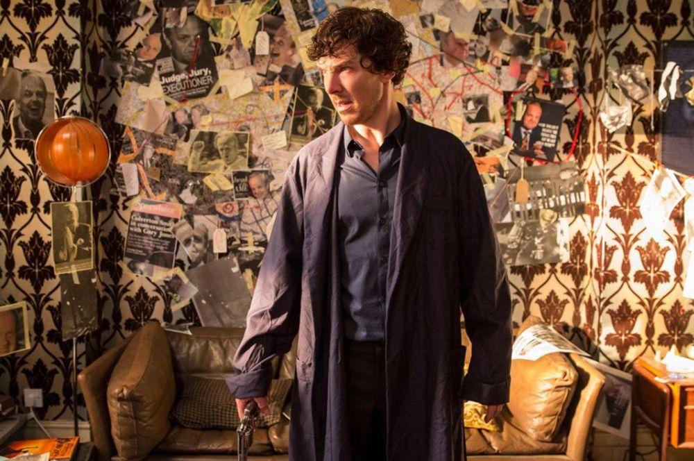 Бенедикт Камбербетч — «Шерлок» (2010-2017).