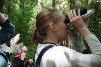 Юные школьники-экологи открыли для жителей краевой столицы новое хобби – наблюдение за птицами.
