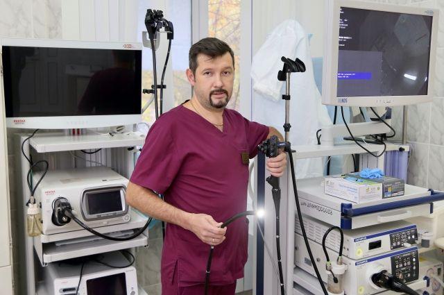 Новую технику для диагностики получили врачи Тобольска