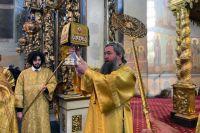 Епископ Бронницкий теперь возглавляет богослужения в Доском монастыре, но с теплом вспоминает Екатеринбургскую митрополию
