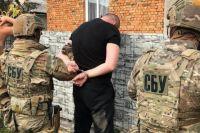 В Тернополе задержали начальника государственной налоговой инспекции.