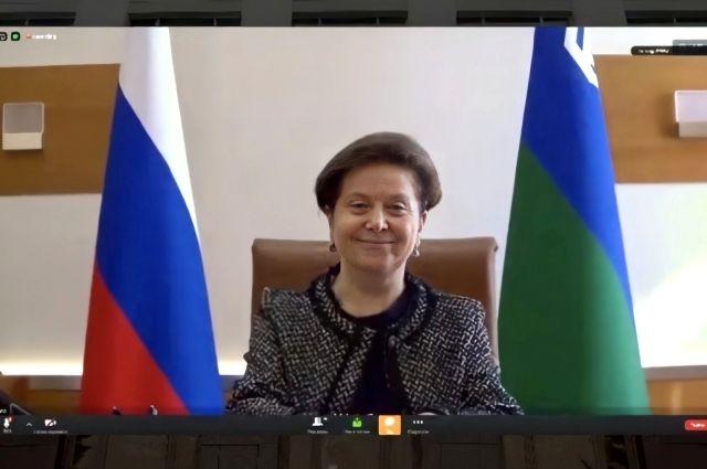 Губернатор Югры Наталья Комарова считает, что очень важно гибко реагировать на все обстоятельства, которые возникают в жизни