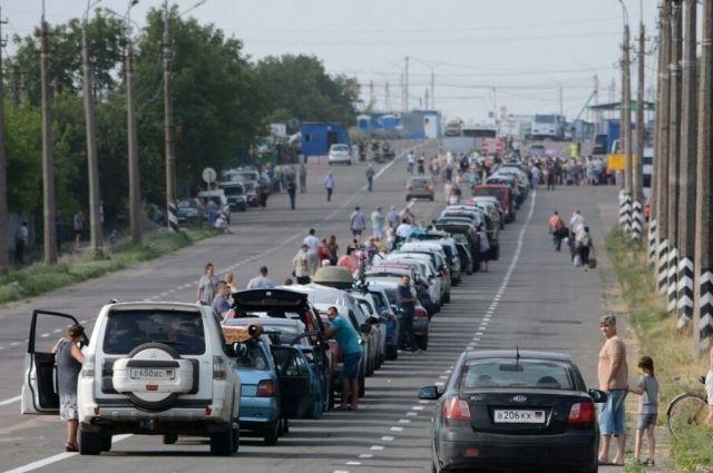 Дончанам, подписавшим соглашение о невозвращении, удалось вернуться в ОРДО