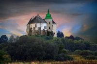 Зеленский анонсировал реставрацию замков и музеев в Украине. Иллюстративное фото.