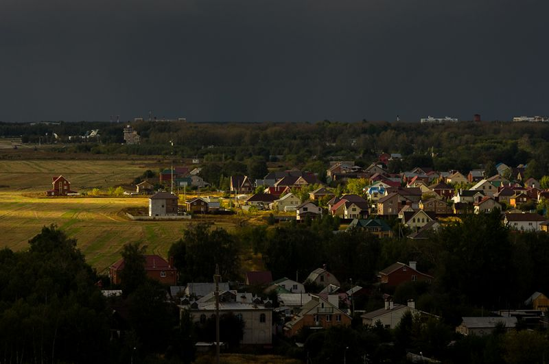 Шатура, Московская область.