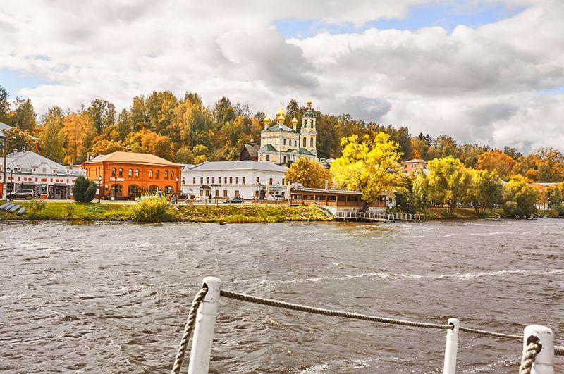 Плёс, Ивановская область.