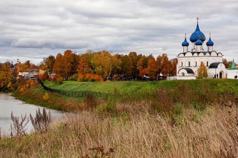 Суздаль, Владимирская область.
