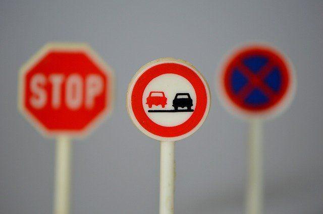 Тюменские автоинспекторы следят за соблюдением скоростного режима