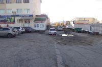 Водитель автомобиля «Лада» в Ноябрьске сбил пешехода