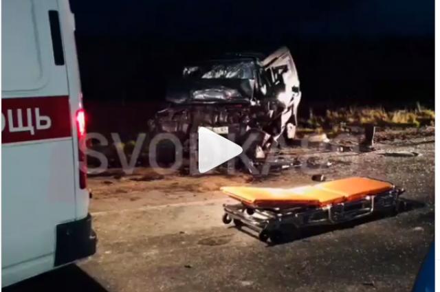 На ямальской трассе в ДТП погиб человек