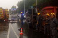 В Киеве на мосту Патона произошло смертельное ДТП