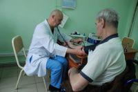 Участковые врачи работали в самоизоляцию.
