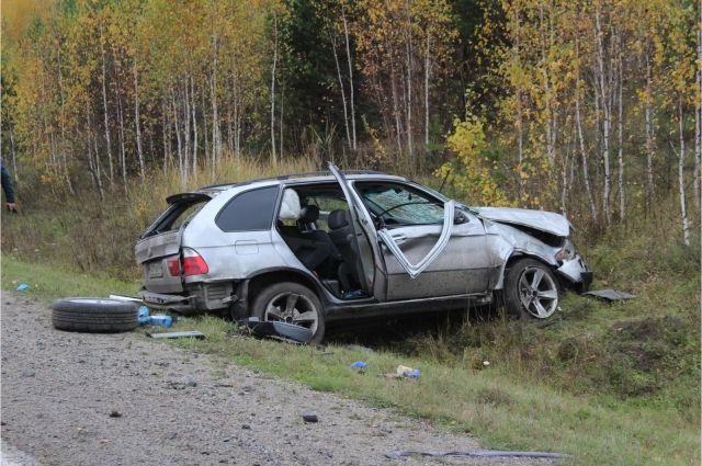 Авария произошла 27 сентября около 7:30 часов.