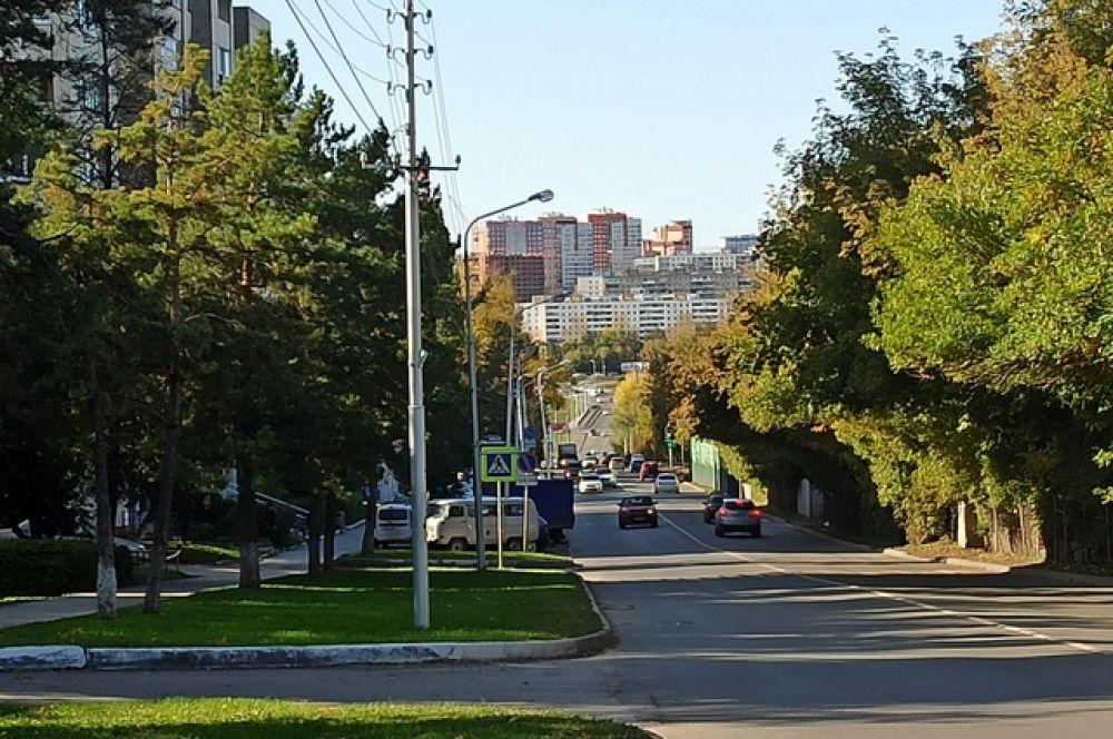 Улица Сагита Агиша