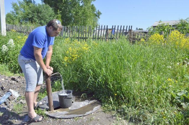 В шести населенных пунктах Ишимского района выявили некачественную воду