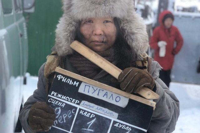 Для Валентины Романовой эта роль стала дебютом в большом кино.