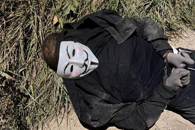 Полиция задержала иностранцев, ограбивших предпринимателя